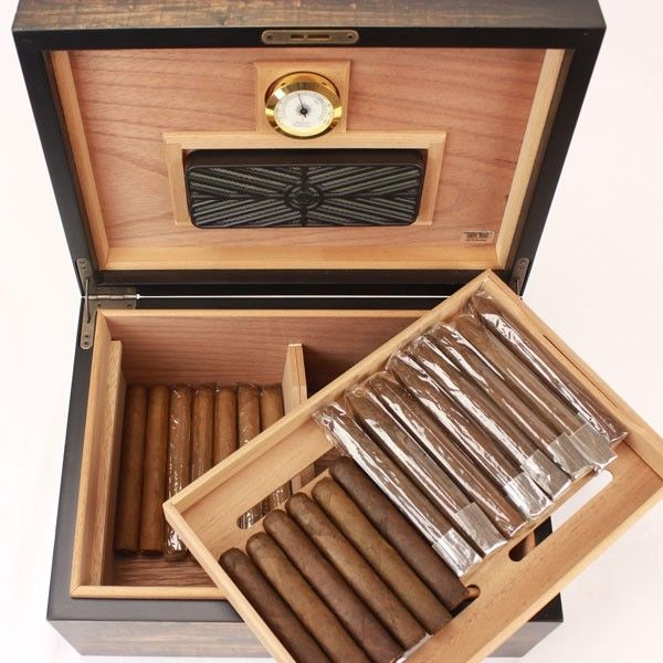 cigars-on-separate-trays-in-humidor